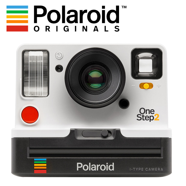 POLAROID ONE STEP 2 VF WHITE