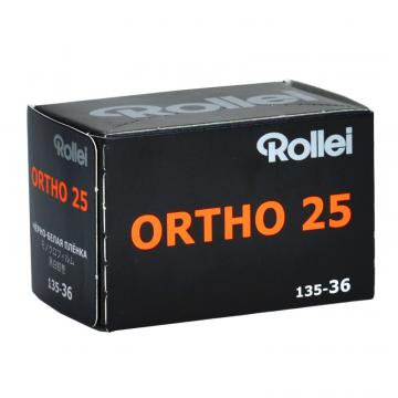 ROLLEI 135/36 ORTHO 25 ASA