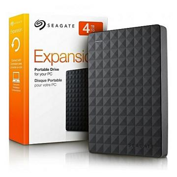 SEAGATE HARD DISK PORT.EXPANSION 4TB