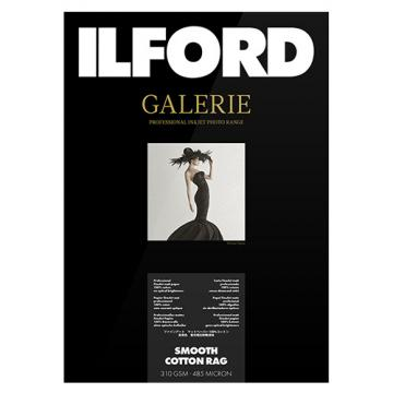 ILFORD CARTA A3+SMOOTH COTTON RAG 310GR.25FG