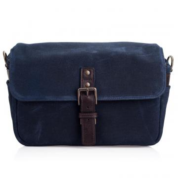 ONA BORSA BOWERY CANVAS NAVY