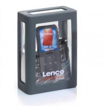 LENCO LETTORE MP3 XEMIO-665 4GB GREY