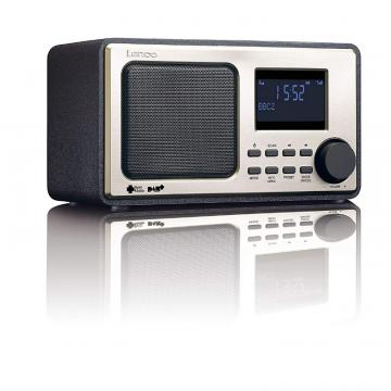 LENCO RADIO DAB DAR-010 BLACK
