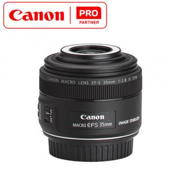 CANON OBIET EF-S 35MM F2.8 MACRO IS STM