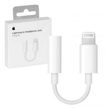 APPLE ADATTATORE ORIGINALE LIGHTNING 3.5MM