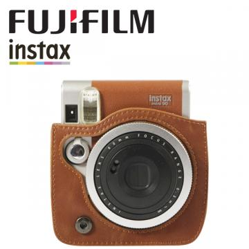 Fuji Instax Mini 90 Brown+Borsa+Film 10 foto
