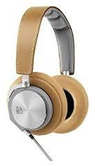 B&O CUFFIA BEOPLAY H6 NATURAL LEATHER