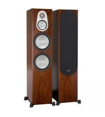 MONITOR AUDIO DIFFUSORI SILVER 500 6G WALNUT