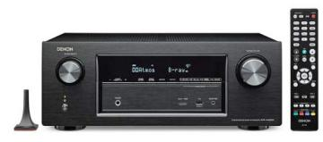 DENON AMPLIFICATORE AVR-X 1400H BLACK
