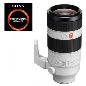 SONY 100-400mm F4,5-5,6 SEL GM OSS