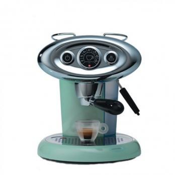 Illy X7.1 LIM.EDITION green