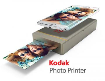 KODAK PHOTO PRINTER MINI PM-210 GOLD