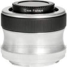 LENSBABY SCOUT+FISHEYE PER CANON EF