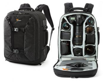 LOWEPRO BORSA PRO RUNNER 350AW II BLACK