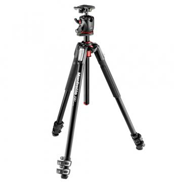 MANFROTTO KIT TREPPIEDE MK190XPRO3-BHQ2