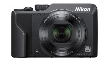 NIKON COOLPIX A 1000 POWER MORE KIT BLACK