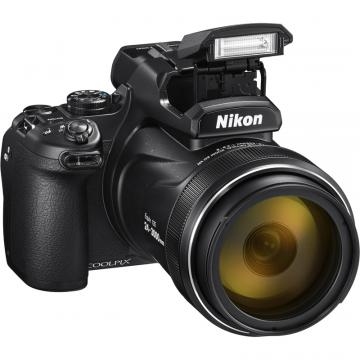 NIKON COOLPIX P 1000 BLACK