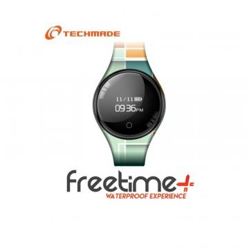 TECHMADE OROLOGIO FREETIME SQUARE