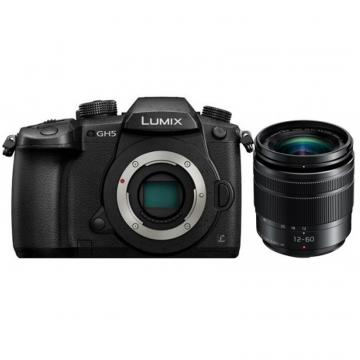 PANASONIC DC-GH5M+12-60mm BLACK