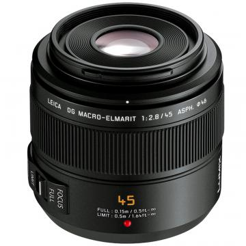 Panasonic Lumix 45 mm F 2,8 Macro Leica Elmarit