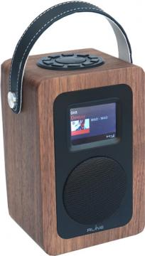 REDLINE RADIO PLAY R2 WALNUT MADEIRA