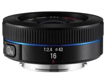 SAMSUNG 16MM F2.4 BLACK