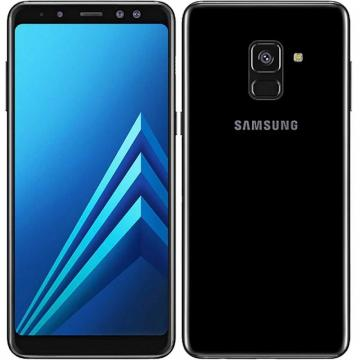 SAMSUNG TEL GALAXY A8 32GB BLACK