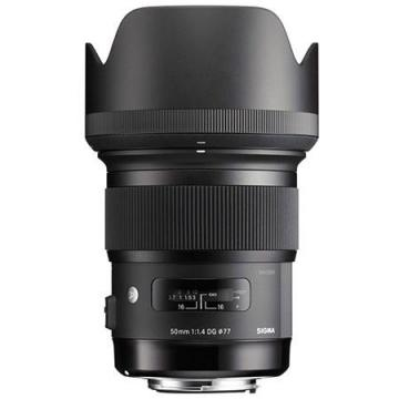 SIGMA OBIET 50MM F1.4 ART DG HSM SONY E-MOUNT