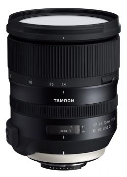 TAMRON SP24-70MM F2.8 DI VC USD G2 CANON
