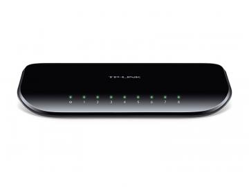 TP-LINK SWITCH TL-SG1008D 8 PORTE GIGABIT