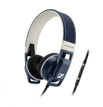 SENNHEISER CUFFIA URBANITE DENIM X iPHONE