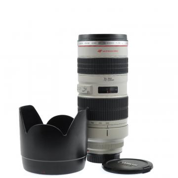 CANON 70-200mm f/2.8 L IS USM -USATO