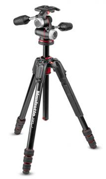 MANFROTTO KIT TREPP.MK190GOA4-3WX