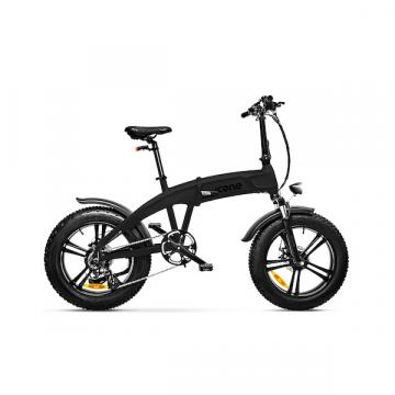 ICONE E-BIKE IDESERT-X5 TOT DEEP BLACK
