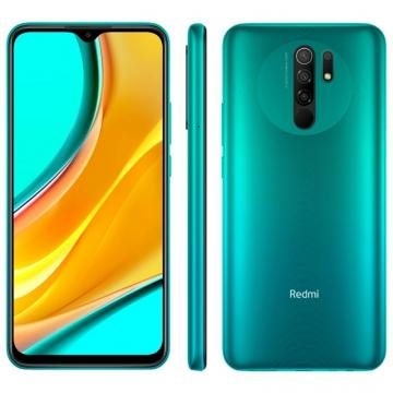 XIAOMI TEL REDMI 9 64GB GREEN